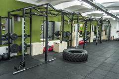 gym-konstrukce